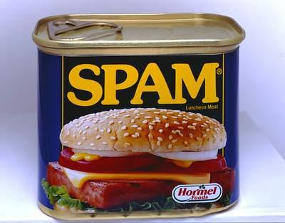 Spammails von Spammern, Scam Mails von Scammern, Jegliche Form von Email-Spam, Scam und Phishing