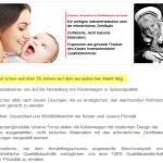 commercial mail – vorsicht email – spam