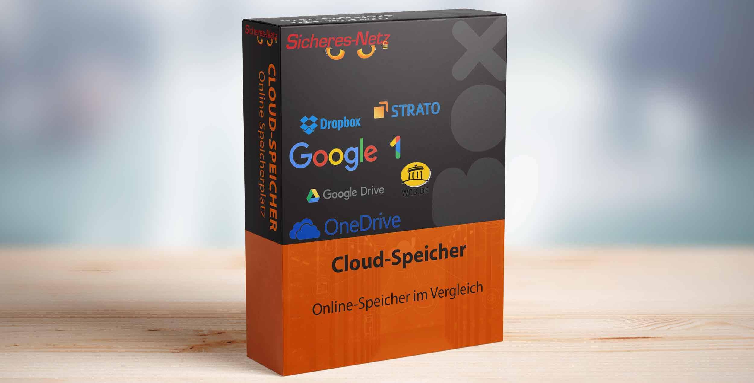 Cloud-Speicher - Online Speicher: Online Speicherplatz in der Cloud - Alle Anbieter und Tarife auf einen Blick - kostenlos