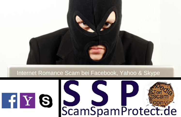 Facebook, Yahoo, Skype und das Problem mit Internet Romance Scam