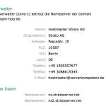 Krankenkassen-Tipp.de – Timo Richert – Richvestor GmbH Spam-Mail Abzocke – Spam wird bei Strato gehostet