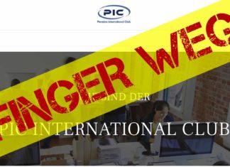 PIC - Pension International Club