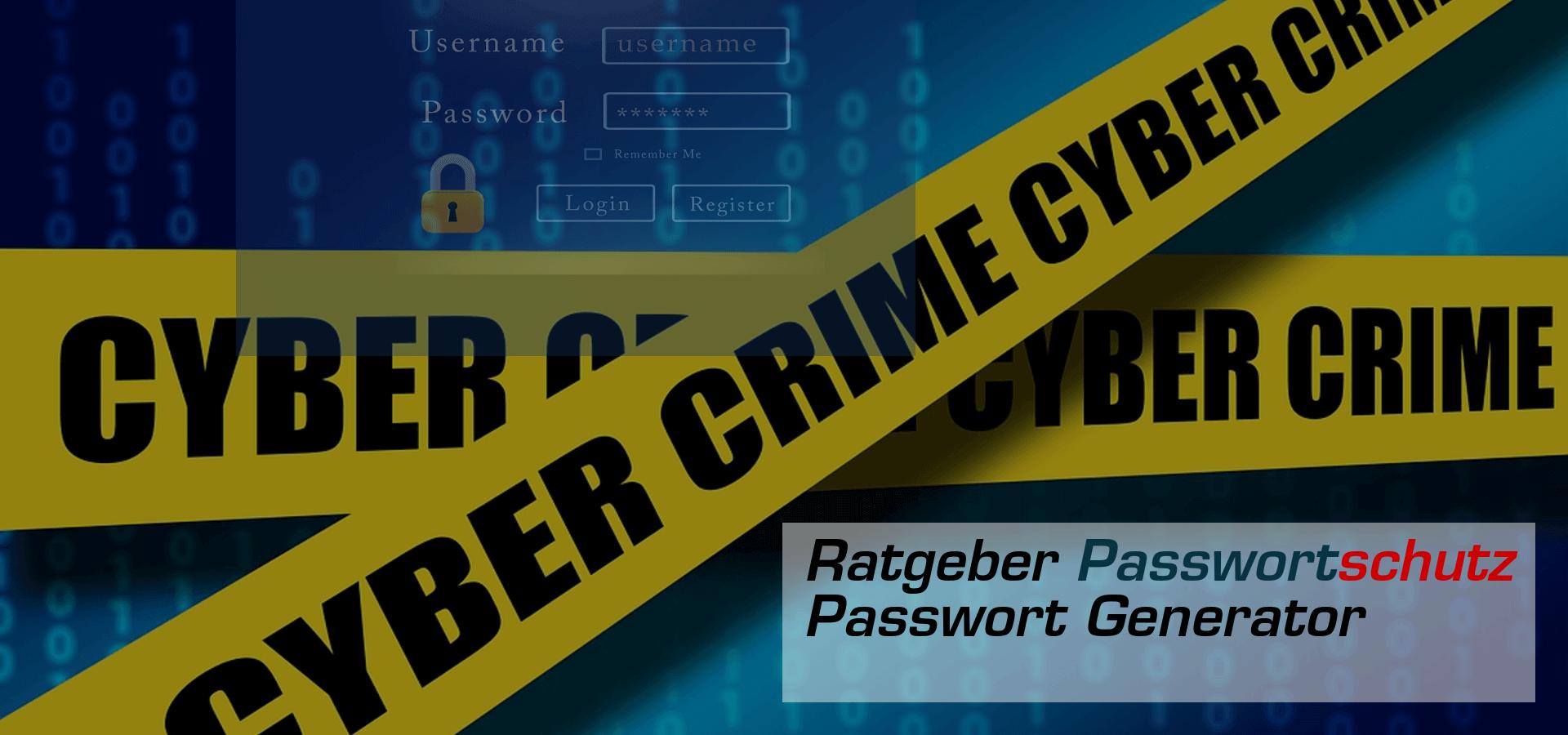 Passwort Generator - Sicheres-Netz - sicheres Passwort generieren