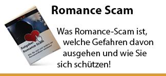 Ratgeber mit Hintergrundinformationen über Romance Scam