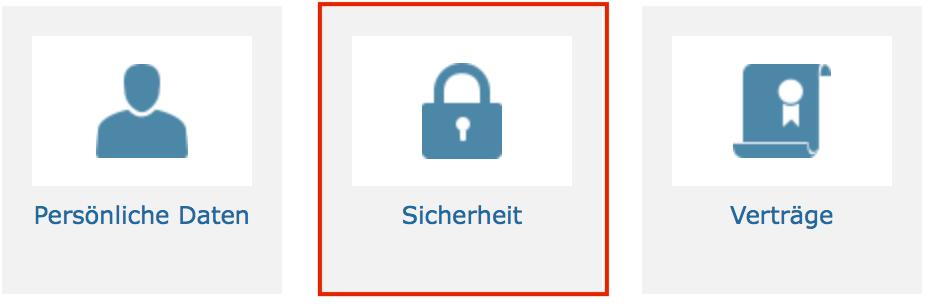 WEB.DE Passwort ändern - START - Sicheres-Netz